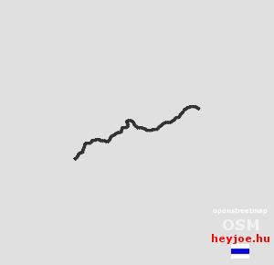 Óbánya-Zobákpuszta magasság