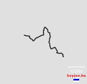 Nagybárkány-Ágasvár turistaház magasság
