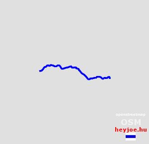 Galyatető-Ágasvár turistaház magasság