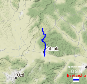Putnok-Gömörszőlős magasság