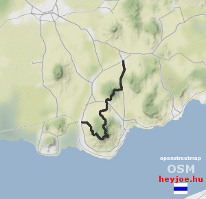 Káptalantóti-Szigliget magasság