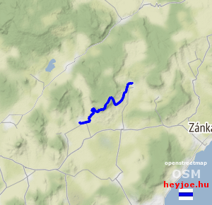 Szentbékkálla-Balatonhenye magasság