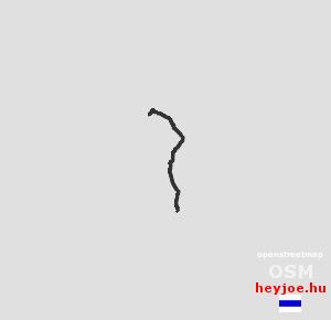 Piliscsaba-Dorog magasság