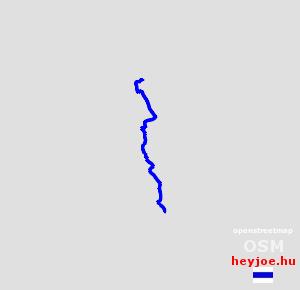 Kisinóci turistaház-Törökmező turistaház magasság