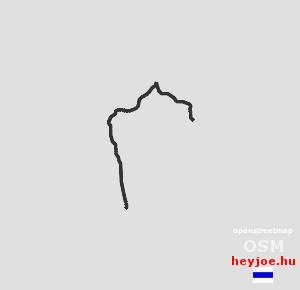 Kisinóci turistaház-Magyarkút magasság