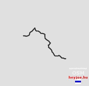 Nagy-Hideg-hegy-Magyarkút magasság
