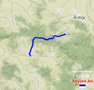 Cserhátsurány-Nógrádsipek magasság
